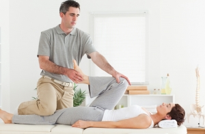 Physiotherapist website design
