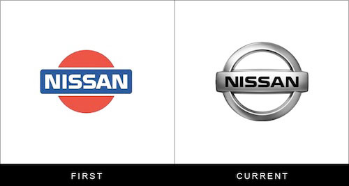 Nissan-old-new-logo